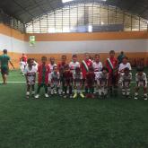Amistoso Portuguesa Osasco x SPFC Butantã
